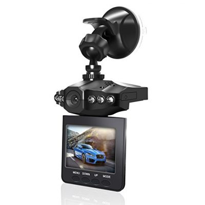 5. econoLED Dashboard Camera for Cars