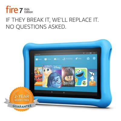 8. Fire 7 Kids Edition Tablet