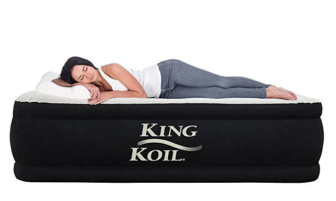 5. King Koil Luxury Air Mattress