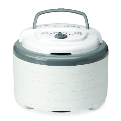 10. Nesco FD-75A Snackmaster Pro Food Dehydrator