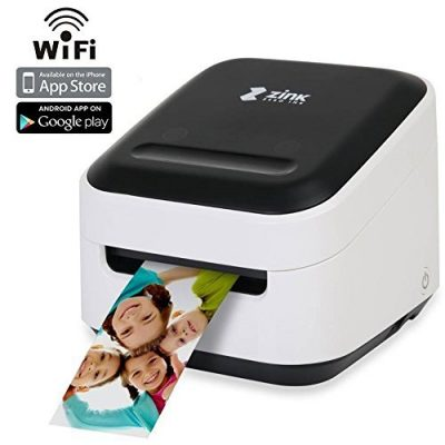 10. ZINK Phone Photo & Labels Wireless Printer