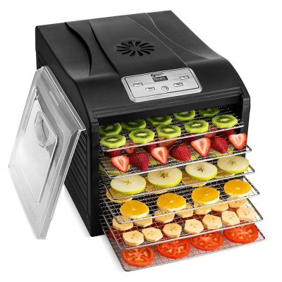 4. MAGIC MILL Professional Food Dehydrator Machine