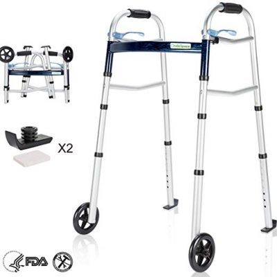 5. OasisSpace Compact Folding Walker