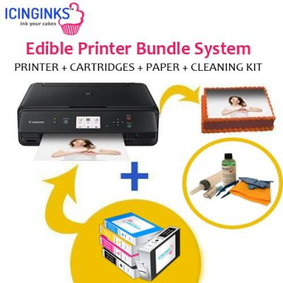 6. Icinginks Latest Edible Printer Bundle