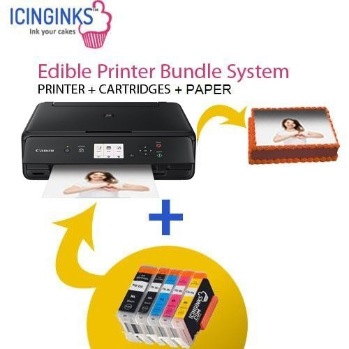 7. Canon Edible Printer Bundle