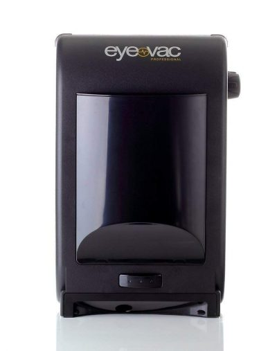 8. EyeVac EVPRO Tuxedo Black Touchless Stationary Vacuum