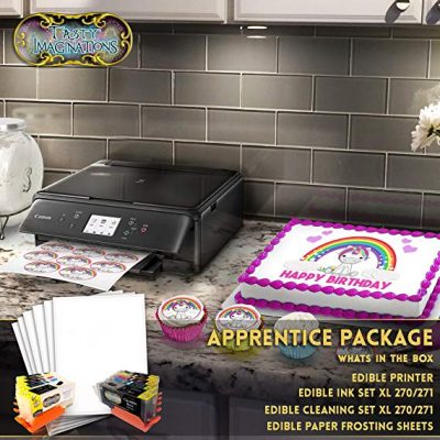 9. Edible Printer Bundle
