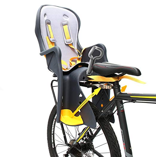 5. CyclingDeal Child Rear Baby Seat Carrier