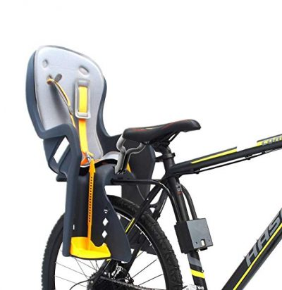 7. CyclingDeal Kids Rear Bicycle Carrier Baby Seat
