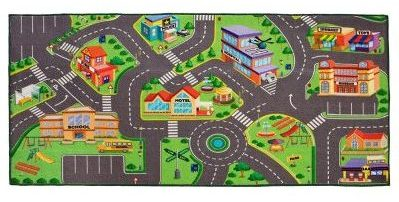 9. IQ Toys Kids Carpet Mat