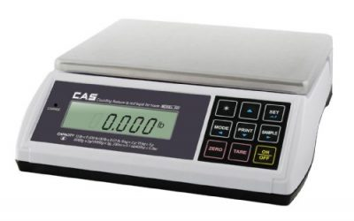 2. Digital bench and counting scale (CAS ED-60)