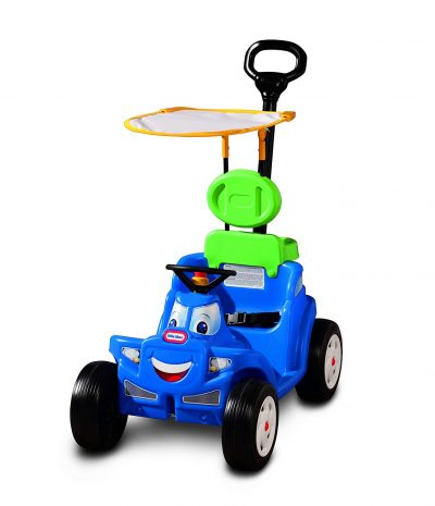 3. Little Tikes Deluxe Cozy Roadster