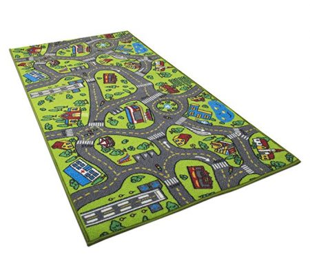 3. Angels Kids Carpet Playment Rug