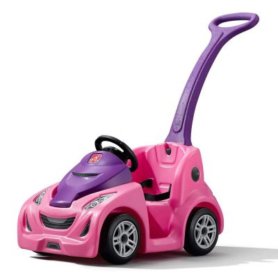 6. Step2 Pink Push Around Buggy GT Car