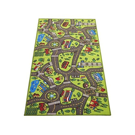 7. Angels Extra Large Kids Carpet Mat