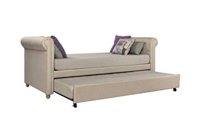 1. DPH Sofia Upholstered Day Bed