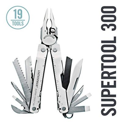 2. LEATHERMAN Super Tool 300