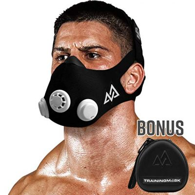 7. Training Mask Workout Mask with Case