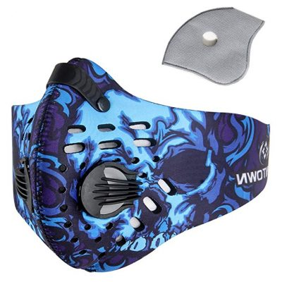 5. Pioneeryao Sport Dust Mask