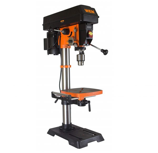 10. WEN 4214 12-Inch Variable Speed Drill Press