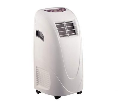 7. Global Air 10,000 BTU Portable Air Conditioner