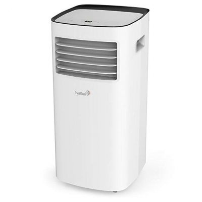 5. Ivation 12,000 BTU Portable Air Conditioner