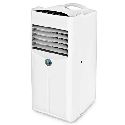 4. JHS 10,000 BTU Portable Air Conditioner