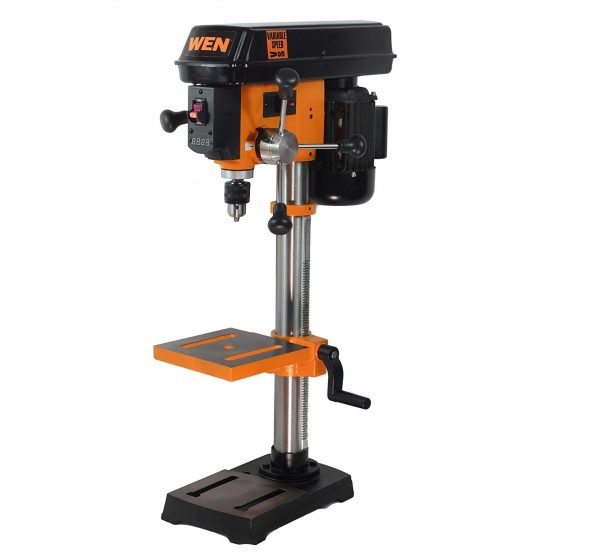 6. WEN 4212 10-Inch Variable Speed Drill Press