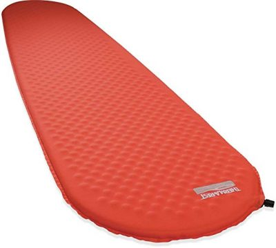 5. Therm-a-Rest ProLite Ultralight Self-Inflating Backpacking Pad: