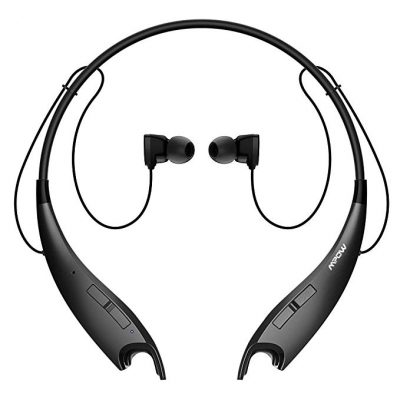 1. Mpow Jaws V4.1 Bluetooth Headphones Wireless Neckband Headset: