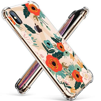 10. GVIEWIN Case for iPhone Xs/X