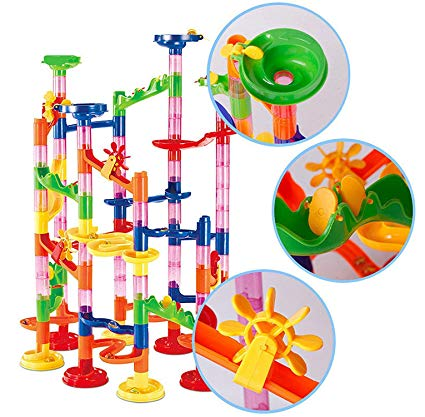 10. dOvOb Marble Run Construction Building Blocks
