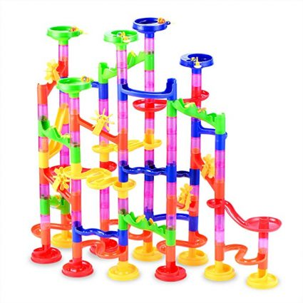 6. Gifts2U Marble Run Toy