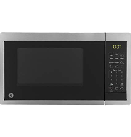 7. GE Smart Microwave Oven (JES1097SMSS)