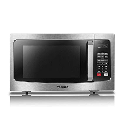 4. Toshiba Microwave with Inverter Technology (EM245A5C-SS)