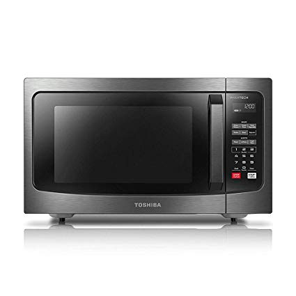 2. Toshiba Microwave Oven EM245A5C-BS with Inverter Technology