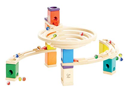 7. Hape Marble Run Construction - Wooden