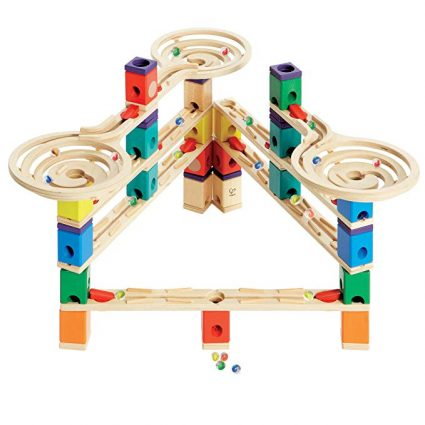 5. Hape Marble Run Construction - Wooden