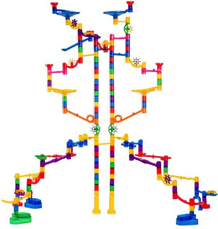 1. Marble Genius Marble Run Extreme Set
