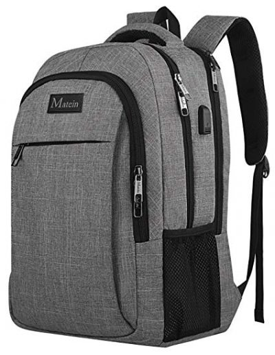 6.MATEIN Travel Laptop Backpack