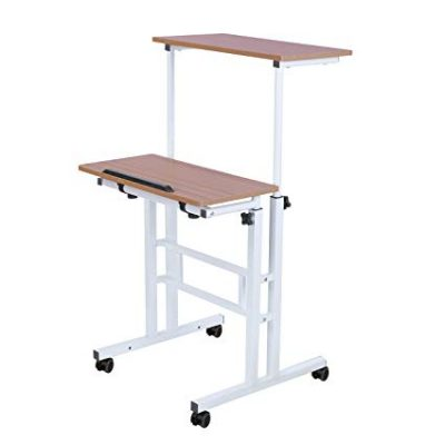4. SDADI Mobile Stand Up Desk