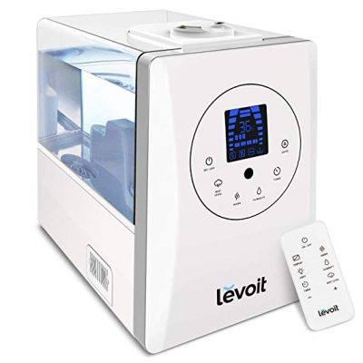 5. LEVOIT 6L Warm and Cool Mist Humidifier