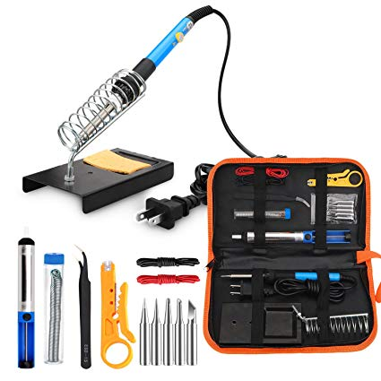 4. ANBES Soldering Iron Kit