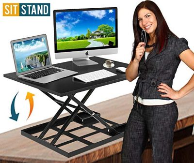 8. Stand Up Desks by Defy Desk