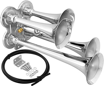 4. Vixen Horns 12V Electric Train Air Horn