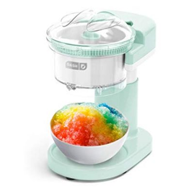 4. DASH DSIM100GBAQ02 Shaved Ice Maker