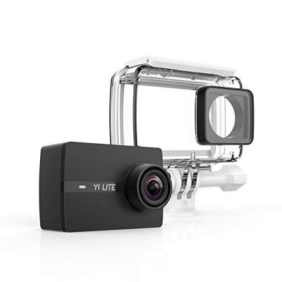 7. YI Lite Action Camera - Best POV Action Helmet Cameras