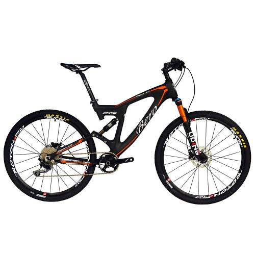4. BEIOU Carbon Dual Suspension Bike - Best Mountain Bikes