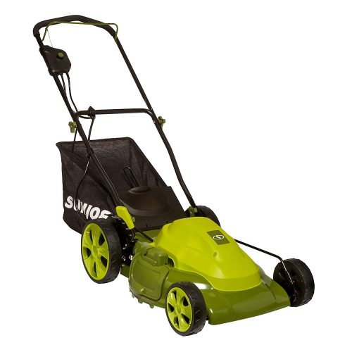 1. Sun Joe MJ408E Mower