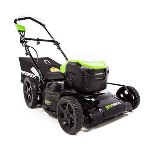 5. Greenworks MO13B00 Mower